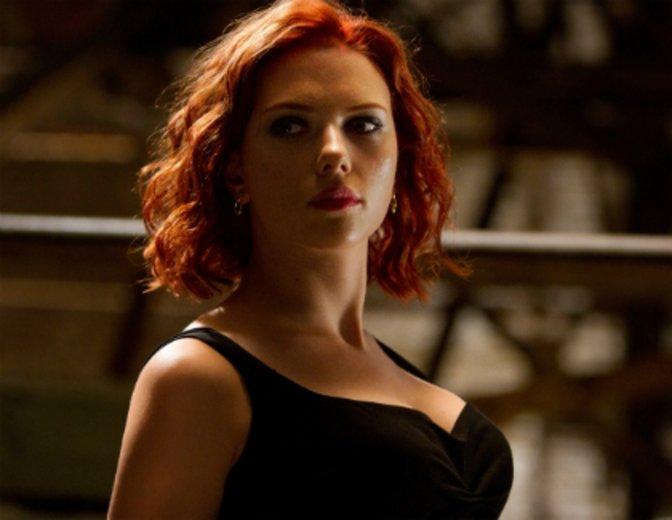 Black Widow Schauspielerin