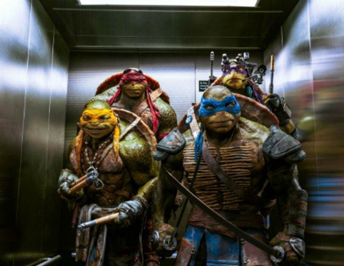 Teenage Mutant Ninja Turtles Merchandise