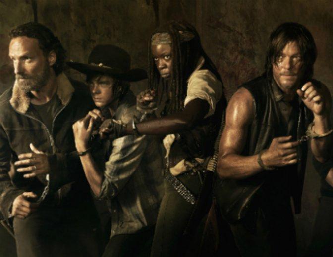 The Walking Dead Menschheit