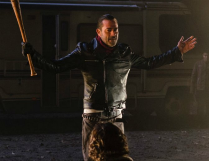 The Walking Dead Negan Staffel 6 Finale