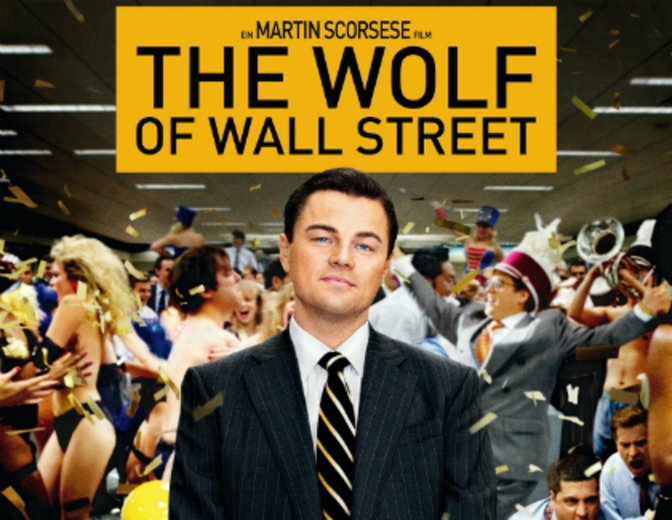 The Wolf of Wall Street Leonardo DiCaprio Gericht