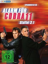 Alarm für Cobra 11 - Staffel 02.1 (3 DVDs) Poster