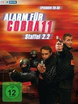 Alarm für Cobra 11 - Staffel 02.2 (3 DVDs) Poster