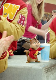Alvin and the Chipmunks / Alvin and the Chipmunks: The Squeakquel