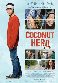 Coconut Hero Poster