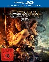 Conan (Blu-ray 3D + 2D) Poster