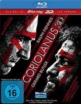 Coriolanus (Blu-ray 3D) Poster
