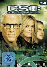 CSI: Crime Scene Investigation - Season 14 Poster