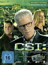 CSI: Crime Scene Investigation - Season 15.2 Poster