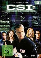 CSI: Crime Scene Investigation - Season 2 (6 DVDs) Poster