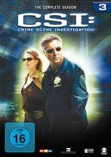 CSI: Crime Scene Investigation - Season 3 (6 DVDs) Poster
