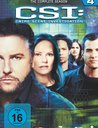 CSI: Crime Scene Investigation - Season 4 (6 DVDs) Poster
