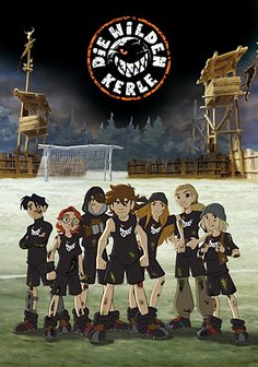 Die Wilden Kerle (2. Staffel, 13 Folgen) Poster