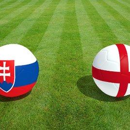 Fußball EM 2016: Slowakei - England heute im Live-Stream und TV