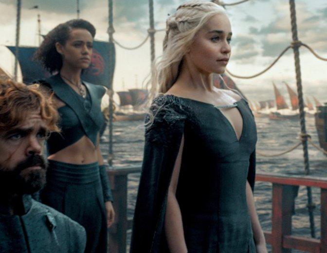 Sind Jon und Daenerys verwandt? © HBO