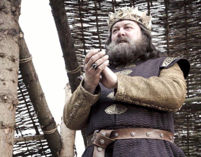 Robert, Lyannas ehemaliger verlobter, als König von Westeros. © HBO