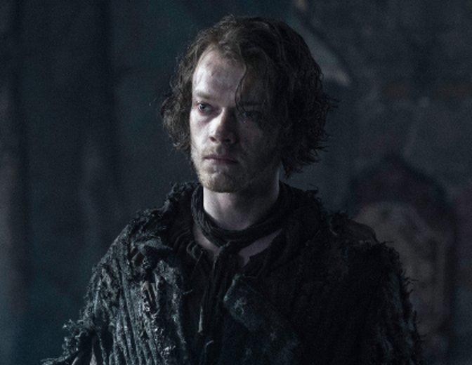 Kann sich Theon von seiner schmerzhaften Vergangenheit befreien? © HBO