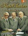 Hallo - Hotel Sacher...Portier! - Die komplette erste Staffel (3 DVDs) Poster
