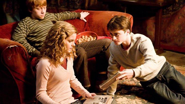 Harry Potter und der Halbblutprinz - Trailer Poster