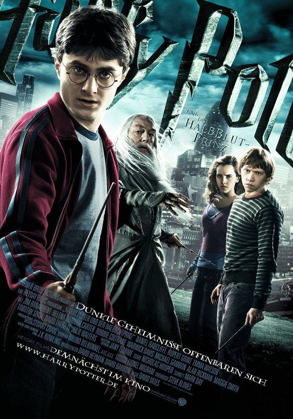 Harry Potter und der Halbblutprinz Poster