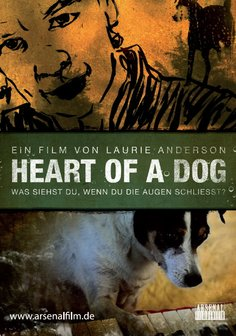 Heart of a Dog Poster