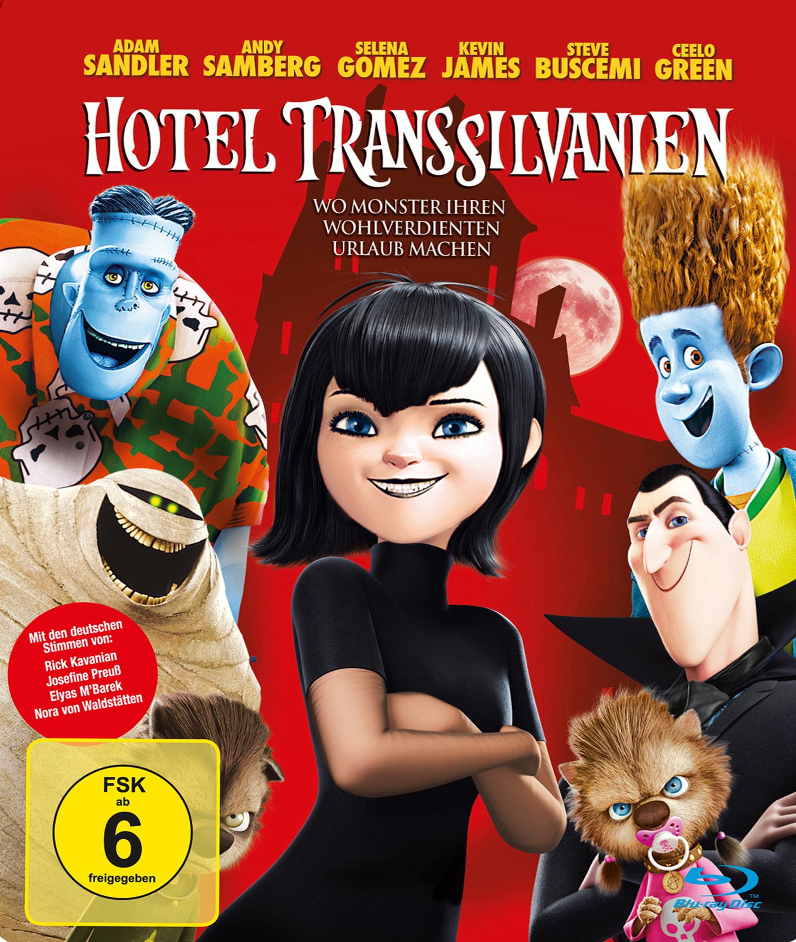 Hotel Transsilvanien (Steelbook) Poster