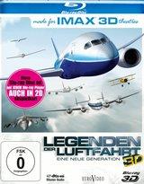 Imax: Legenden der Luftfahrt 3D (Blu-ray 3D) Poster