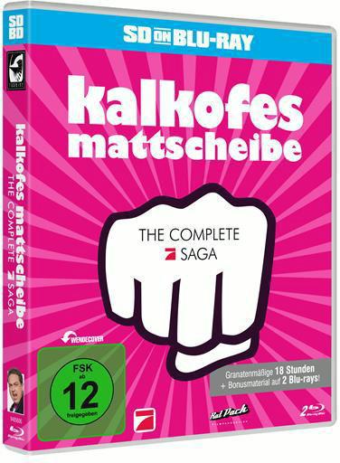 Kalkofes Mattscheibe - The Complete ProSieben-Saga Poster