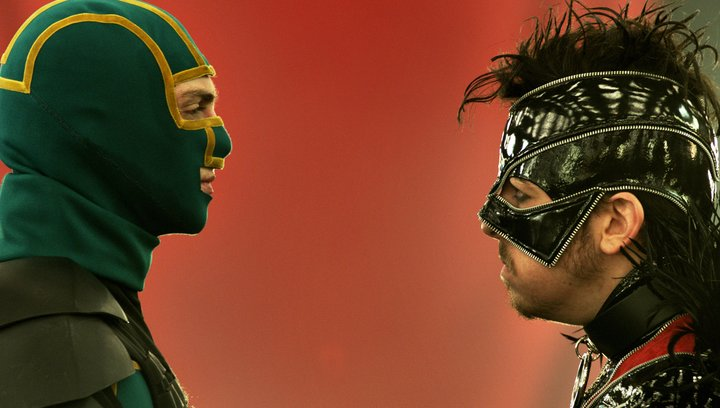 Kick-Ass 2 (BluRay-/DVD-Trailer) Poster