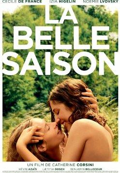 La belle saison - Eine Sommerliebe Poster