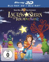 Lauras Stern und die Traummonster (Blu-ray 3D) Poster