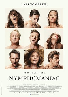 Nymphomaniac 1 Poster
