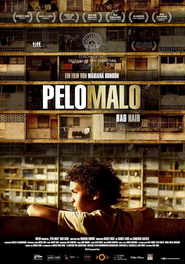 Pelo Malo - Bad Hair Poster