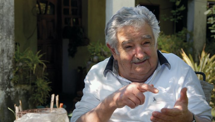 Pepe Mujica - Lektionen eines Erdklumpens - Trailer Poster