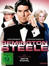 Remington Steele - Die komplette dritte Staffel Poster
