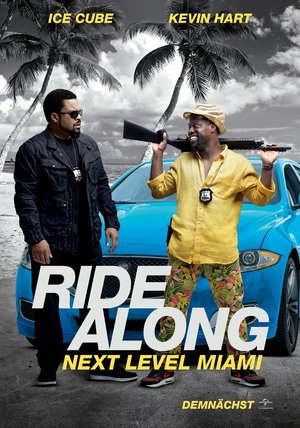 Ride Along: Next Level Miami Poster