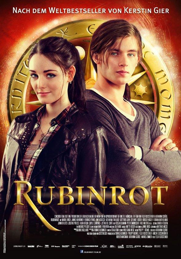 Rubinrot Film (2013) · Trailer · Kritik · KINO.de