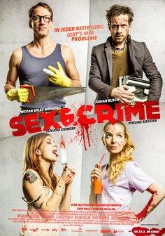 Sex & Crime Poster