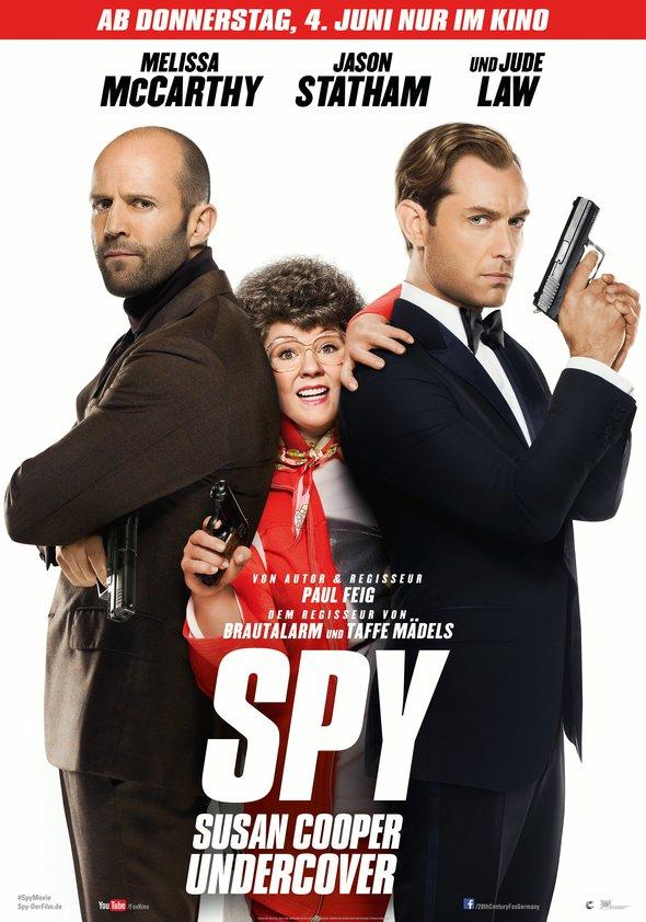 Spy - Susan Cooper Undercover Poster