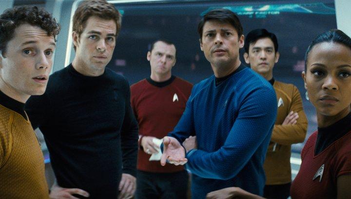 Star Trek - Trailer Poster