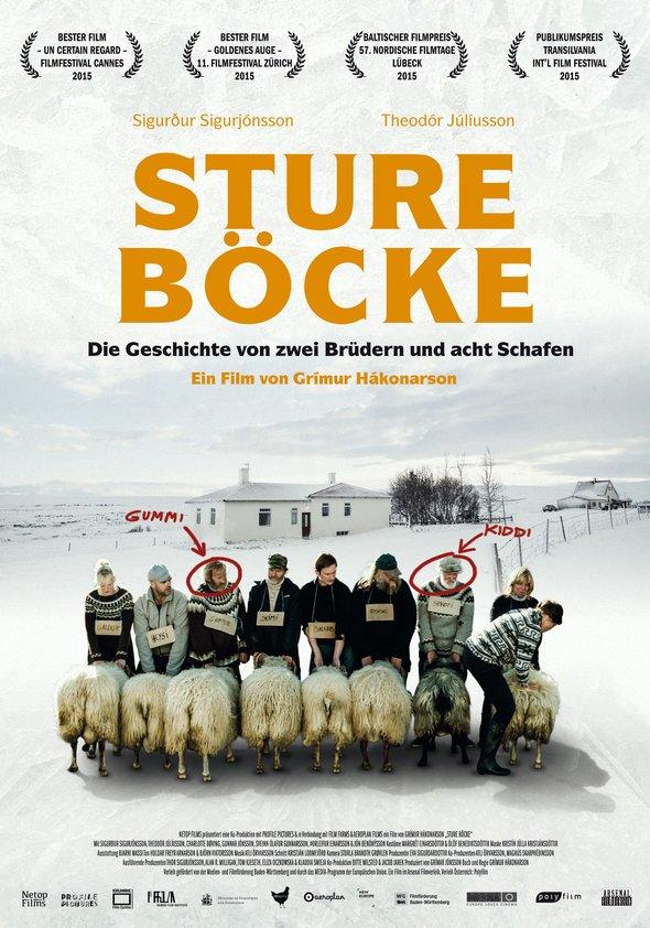 Sture Böcke Poster