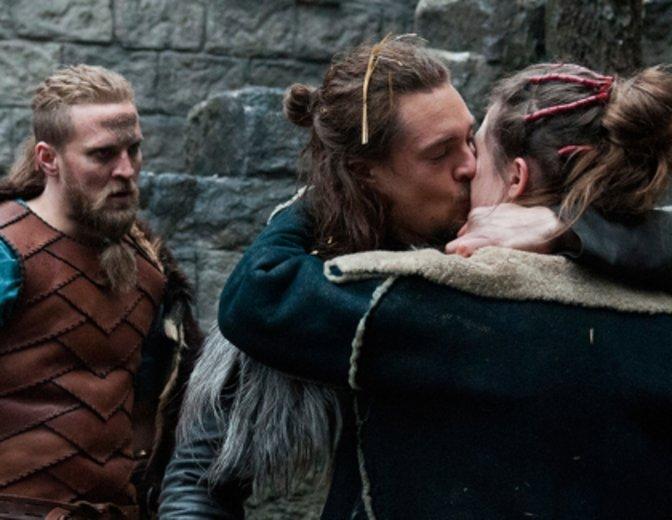 Und auch die Romantik kommt bei Last Kingdom nicht zu kurz. © BBC America