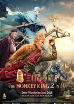 The Monkey King 2 in 3D Poster