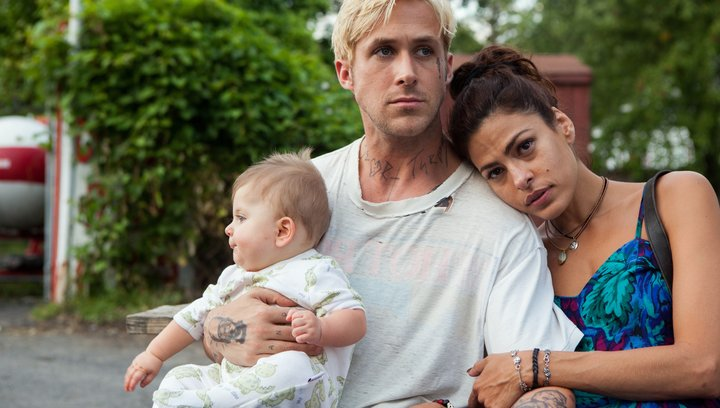 The Place Beyond the Pines - Trailer Poster