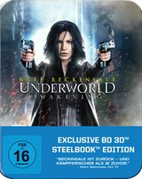 Underworld: Awakening (Blu-ray 3D, Steelbook) Poster