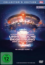 Unheimliche Begegnung der dritten Art (Collector's Edition, 2 DVDs) Poster