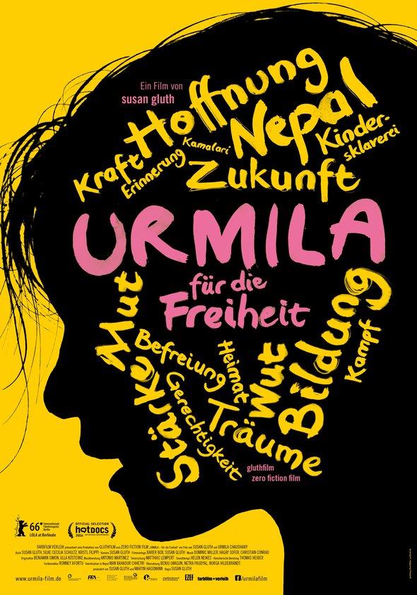 Urmila - Für die Freiheit Poster