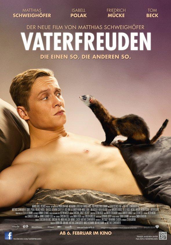 Vaterfreuden Poster
