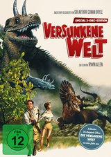 Versunkene Welt - The Lost World Poster