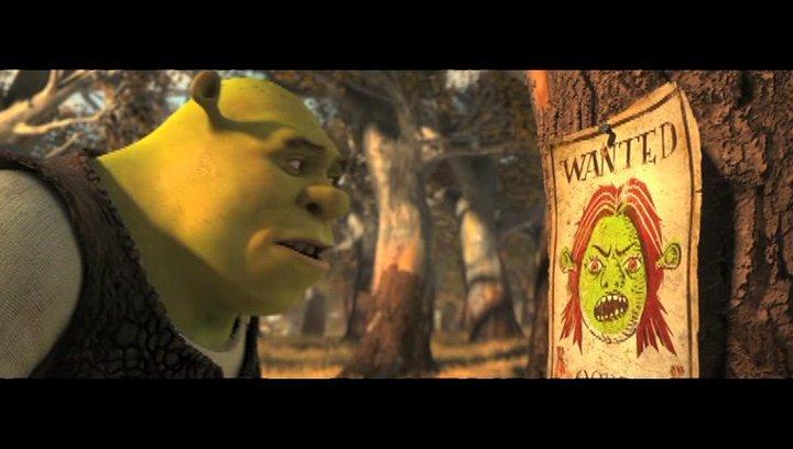 Für immer Shrek - OV-Trailer Poster